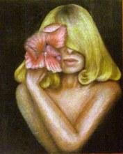 Blonde Flower Petals