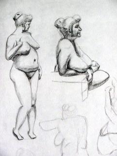Sketch - Female 1